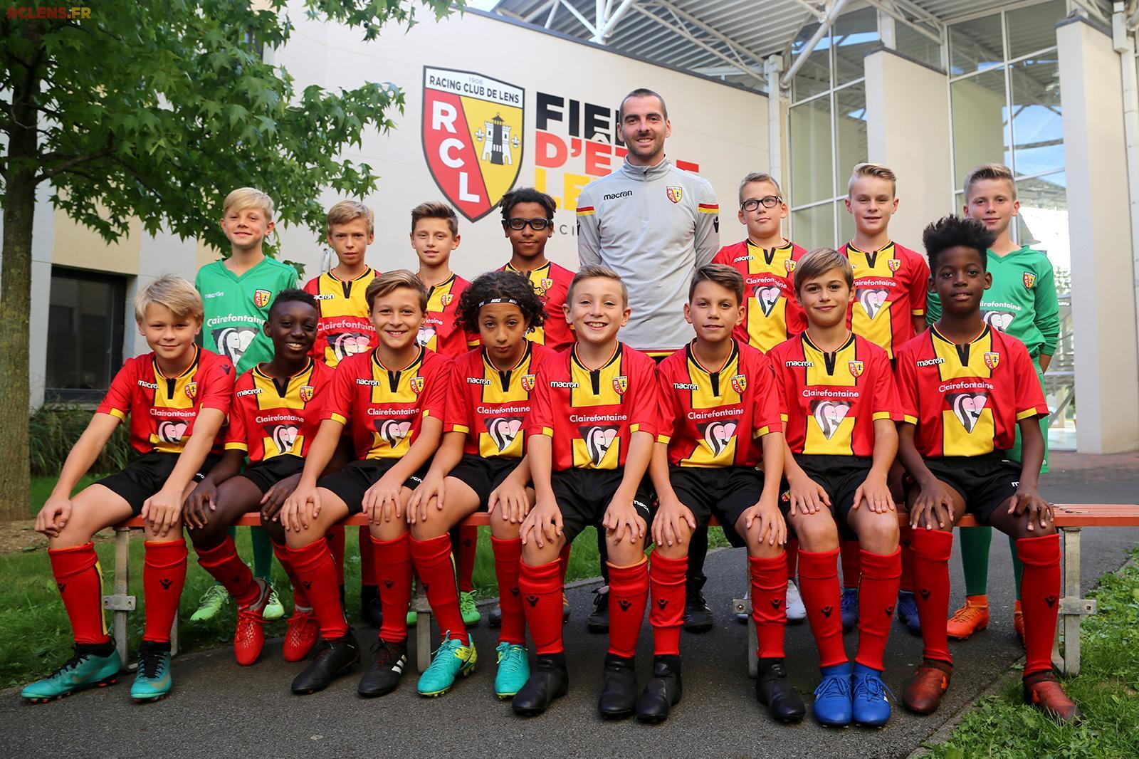 U12 saison 2018-2019