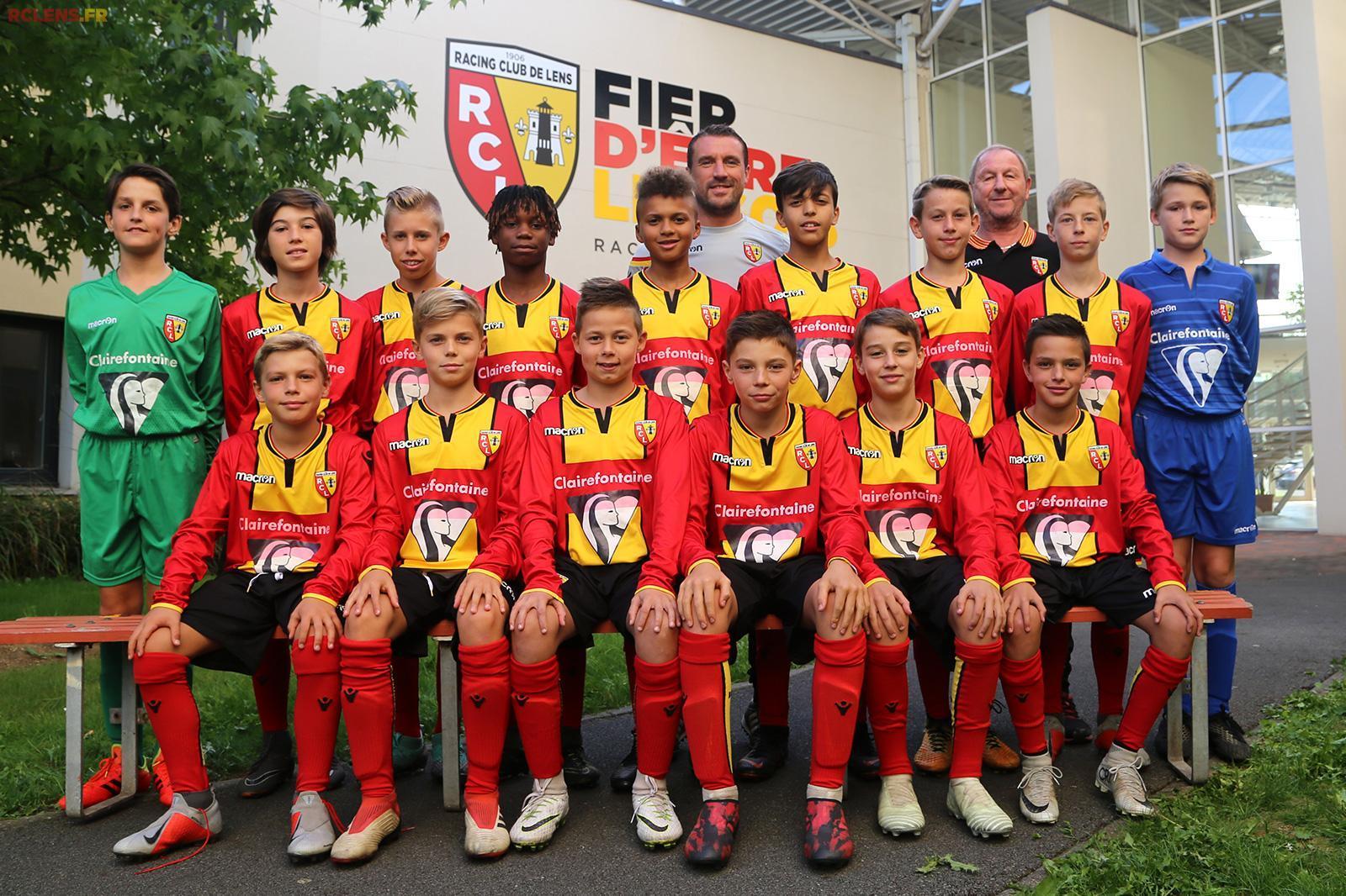 U13 saison 2018-2019