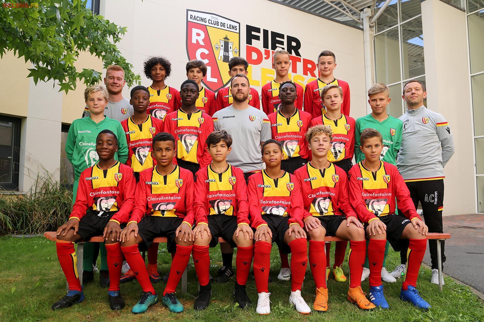 U14 saison 2018-2019