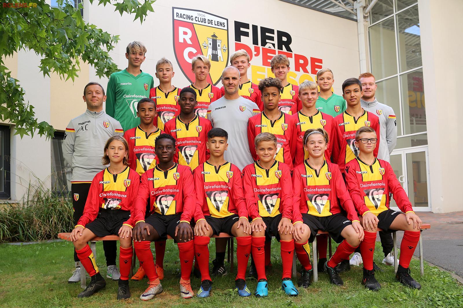 U15 saison 2018-2019