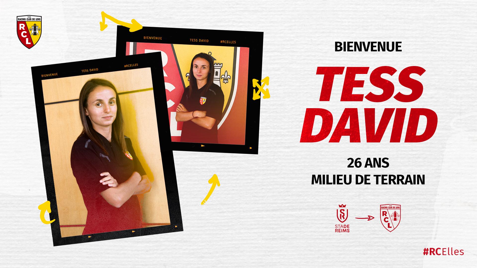 Tess David